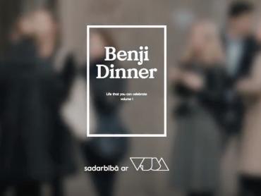 Benji dinner. VUCA