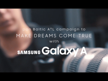 SAMSUNG GALAXY A LAUNCH CAMPAING LATVIA STUDY CASE BY VUCA