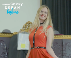 SAMSUNG_GALAXY A_ FASION_DREAM_CAMPAIGN BY VUCA.LV