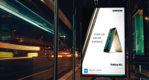 SAMSUNG GALAXY A LAUNCH CAMPAIGN