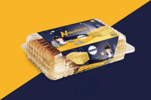 iepakojuma dizains napoleons design by vuca.lv