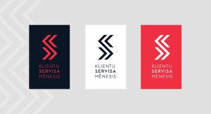 klineut servisa jaunais logo by vuca