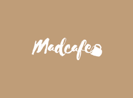 mad cafe logo redesign 001 by  vuca.001